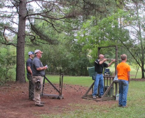Magic Moments Sporting Clay Shoot